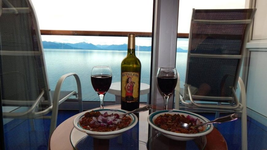 Wine Pairing – Month of August ?